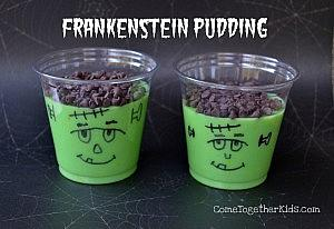 frankensteinpudding