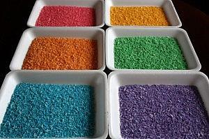 ColouredRice